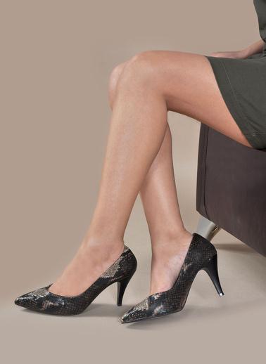 Vizon Ayakkabı Ayakkabı Kahve